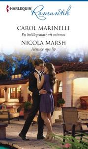 En bröllopsnatt att minnas/Hennes nya liv  (e-b