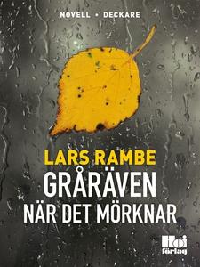 Gråräven - När det mörknar (e-bok) av Lars Ramb