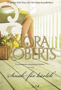 Smak för kärlek (e-bok) av Nora Roberts