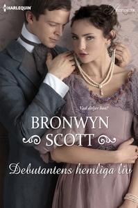Debutantens hemliga liv (e-bok) av Bronwyn Scot