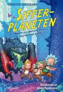 Sifferplaneten (ljudbok) av Christer Fuglesang