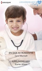 En dos av romantik/Kärlekens hav (e-bok) av Car