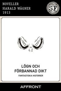 Lögn och förbannad dikt (e-bok) av Harald Wägne