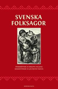 Svenska folksagor (e-bok) av Jan-Öjvind Swahn,
