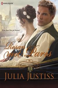 Resan mot Paris (e-bok) av Julia Justiss