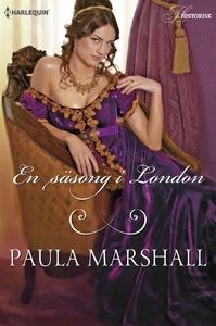 En säsong i London (e-bok) av Paula Marshall