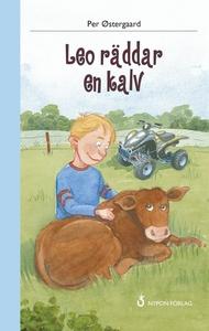 Leo räddar en kalv (e-bok) av Per Østergaard