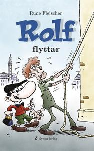 Rolf flyttar (e-bok) av Rune Fleischer