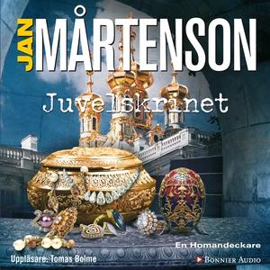Juvelskrinet (ljudbok) av Jan Mårtenson