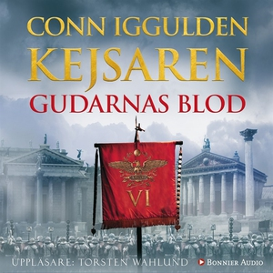 Gudarnas blod : Kejsaren V (ljudbok) av Conn Ig