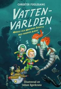 Vattenvärlden (ljudbok) av Christer Fuglesang