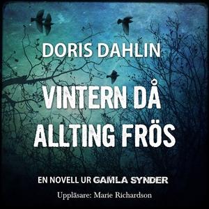 Den vintern då allting frös (ljudbok) av Doris