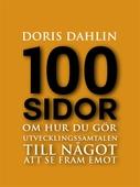 100 sidor om hur du lyckas med dina utvecklingssamtal