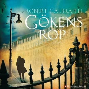Gökens rop (ljudbok) av Robert Galbraith