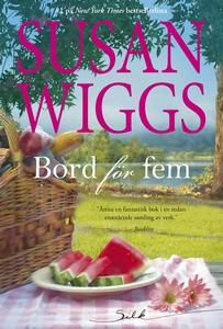 Bord för fem (e-bok) av Susan Wiggs