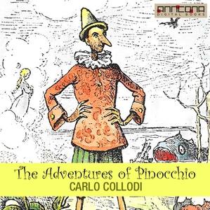 Pinocchio (ljudbok) av Carlo Collodi