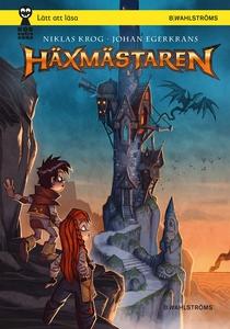 Häxmästaren 1 - Häxmästaren (e-bok) av Niklas K