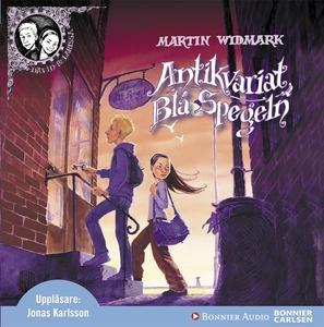 Antikvariat Blå Spegeln (ljudbok) av Martin Wid