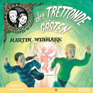 Den trettonde gästen (ljudbok) av Martin Widmar