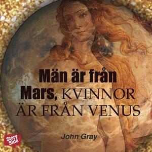 Män är från Mars, kvinnor är från Venus (ljudbo