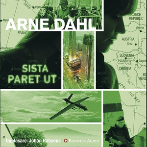 Sista paret ut (ljudbok) av Arne Dahl