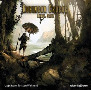 Robinson Crusoe (ljudbok) av Daniel Defoe