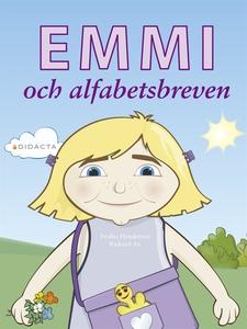 Emmi och alfabetsbreven (e-bok) av Fridha Hende