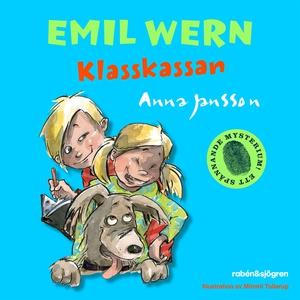 Klasskassan (ljudbok) av Anna Jansson