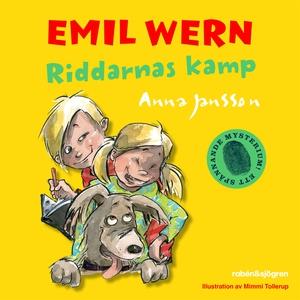 Riddarnas kamp (ljudbok) av Anna Jansson