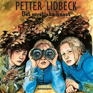 Det mystiska huset (ljudbok) av Petter Lidbeck