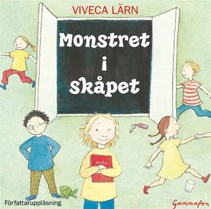 Monstret i skåpet (ljudbok) av Viveca Lärn