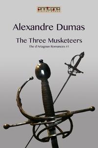 The Three Musketeers (e-bok) av Alexandre Dumas