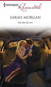 Inte den du tror (e-bok) av Sarah Morgan