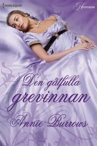 Den gåtfulla grevinnan (e-bok) av Annie Burrows