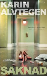 Saknad (e-bok) av Karin Alvtegen