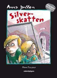 Silverskatten (e-bok) av Anna Jansson