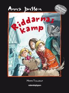 Riddarnas kamp (e-bok) av Anna Jansson