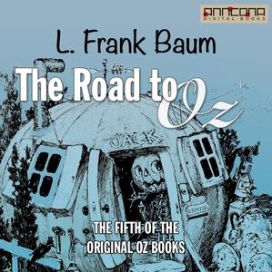 The Road to Oz (ljudbok) av L. Frank Baum
