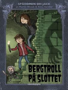 Bergtroll på Slottet (e-bok) av Martin Olczak