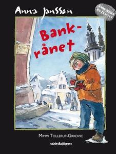 Bankrånet (e-bok) av Anna Jansson
