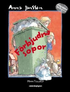 Förbjudna sopor (e-bok) av Anna Jansson