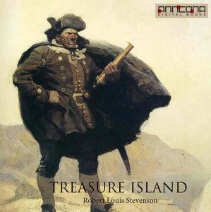 Treasure Island (ljudbok) av Robert Louis Steve