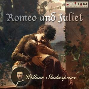 Romeo and Juliet (ljudbok) av William Shakespea