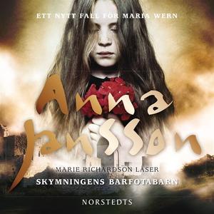 Skymningens barfotabarn (ljudbok) av Anna Janss