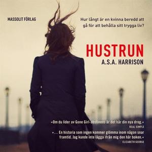 Hustrun (ljudbok) av A. S. A. Harrison