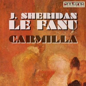 Carmilla (ljudbok) av J. Sheridan Le Fanu