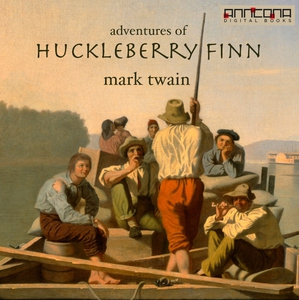 Adventures of Huckleberry Finn (ljudbok) av Mar