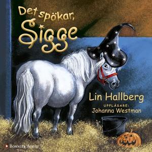 Det spökar, Sigge (ljudbok) av Lin Hallberg