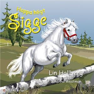 Hoppa högt Sigge (ljudbok) av Lin Hallberg