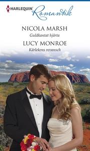 Guldkantat hjärta/Kärlekens revansch (e-bok) av